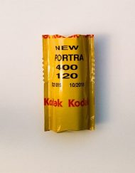 Kodak Professional Porta 400 Color Negative Film (120 Roll Film)