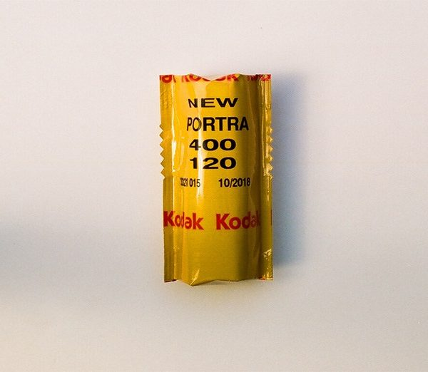 Kodak Professional Porta 400 Color Negative Film (120 Roll Film)
