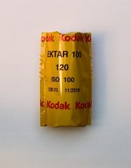 Kodak Professional Ektar 100 Color Negative Film (120 Roll Film)