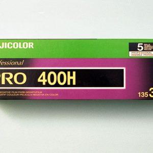 Fujifilm Fujicolor PRO 400H Professional Color Negative Film (35mm Roll Film, 36 Exposures)