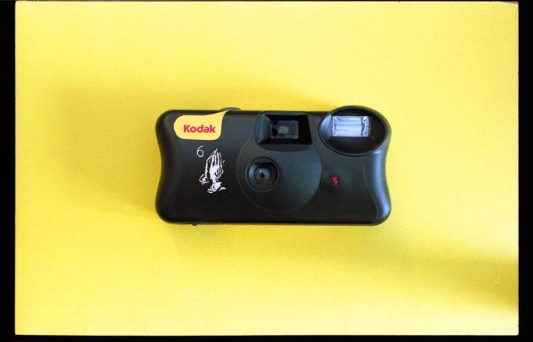 Kodak Drake Disposable Camera - 27 exposures