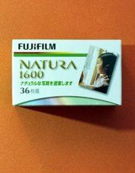 Fujifilm Natura 1600 Color Negative Film (35 mm, 36 exposures)