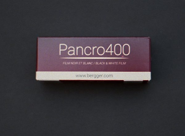 Bergger Pancro 400 Black and White Negative Film (120 Roll Film)