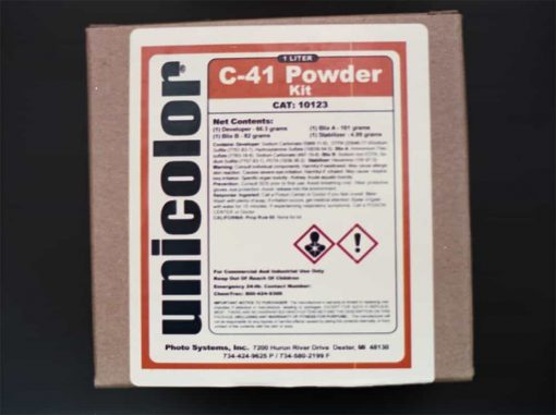 Unicolor C-41 Press Kit (1 Liter)