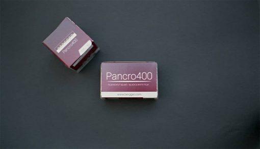 Bergger Pancro 400 Black and White Negative Film (35mm Roll Film, 36 Exposures)