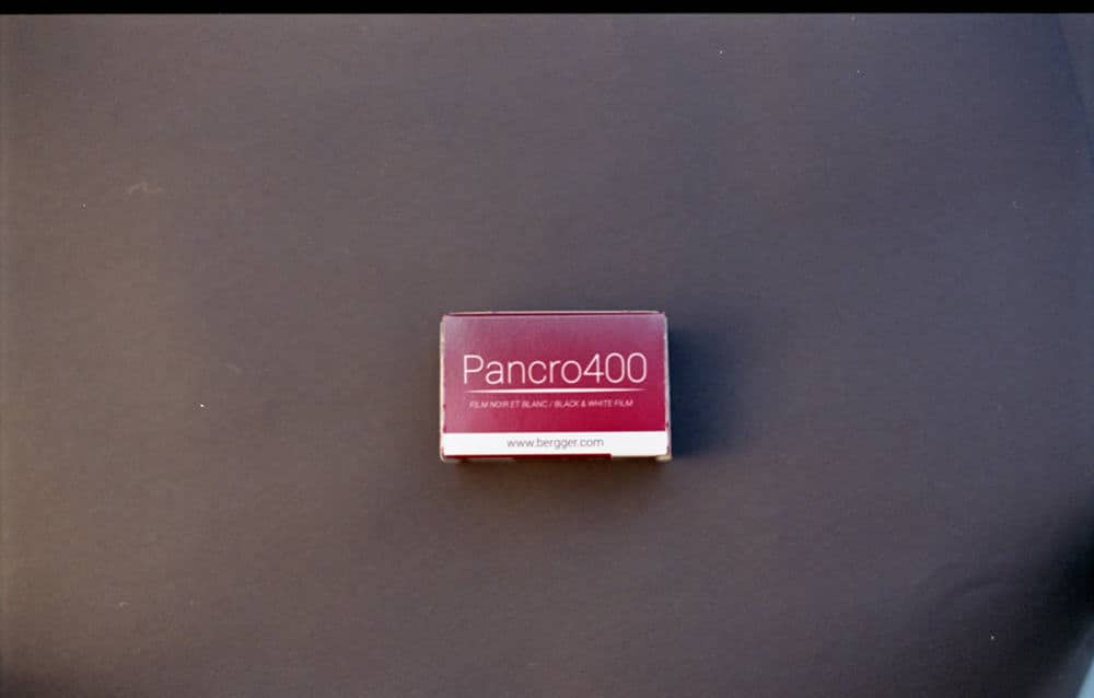 Bergger Pancro 400 Black and White Negative Film (35mm Roll Film, 36 Exposures)