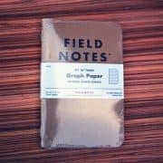 Field Notes Original Kraft Graph (3-PACK)