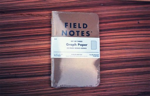 Field Notes Original Kraft Graph (3-PACK)