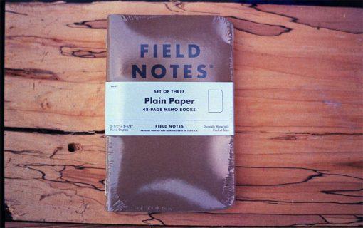 Field Notes Original Kraft Plain (3-PACK)