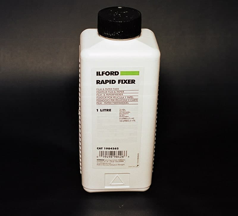 Ilford Rapid Fixer (Liquid,1 Liter)