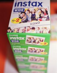 Fujifilm Instax Wide Film (Twin Pack, 20 Exposures)