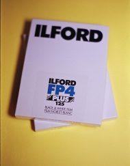 Ilford FP4+ 4x5 Black & White Sheet Film (25 Sheets)