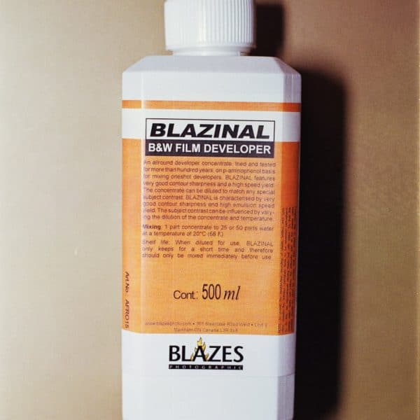 Blazinal B&W Film Developer (Rodinal equivalent, 500ml)