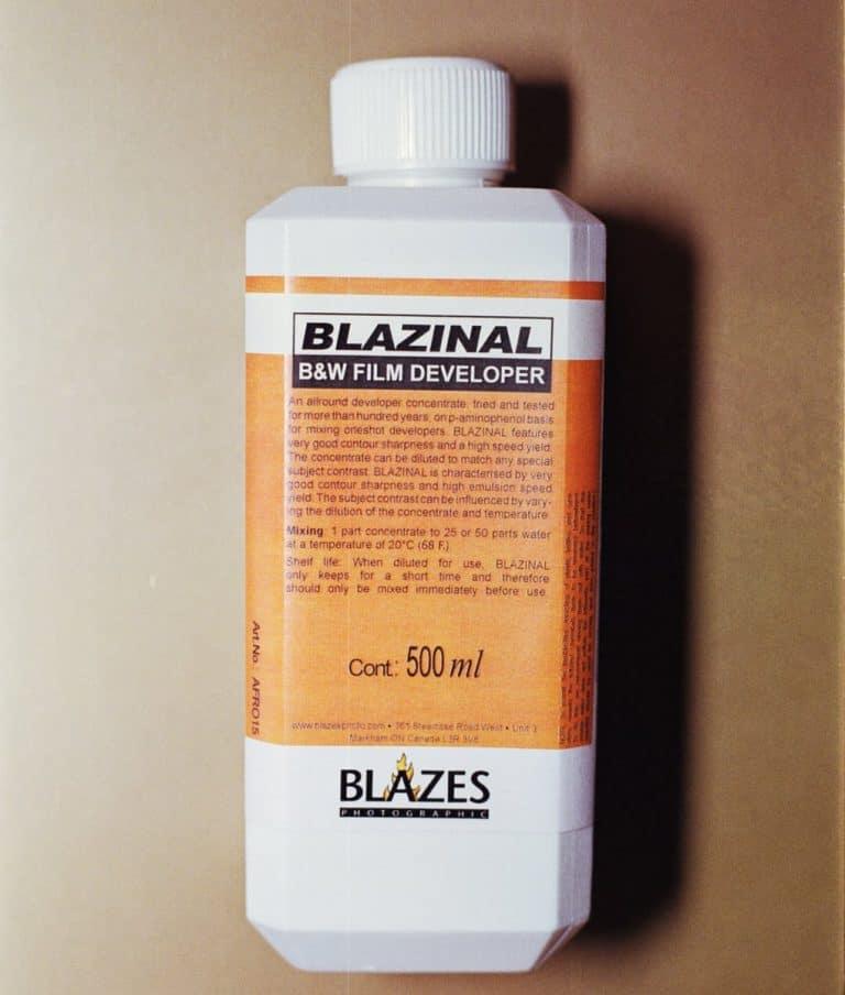 Blazinal B&W Film Developer (Rodinal equivalent, 500ml)