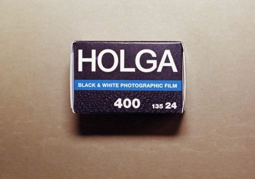 Holga 400 Black & White Film (35mm Roll Film, 36 Exposures)