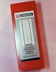 Paterson Plastic Graduate (600ml, 22 oz.)